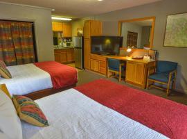 Rustic Inn, motel in Moab