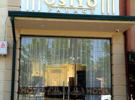Osiyo Palace, hotel in Tashkent