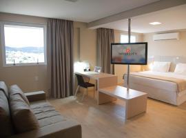 Intercity Montes Claros, hotel em Montes Claros