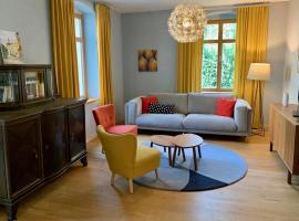 Villa Auguste, Hotel in Radebeul