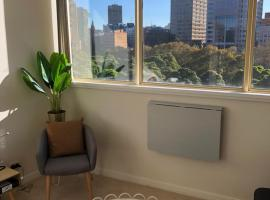 Central Station - 1 bedroom apt with city view, apartment in Sydney