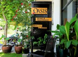 Oasis Hotel & Apartment, hotel near Song Han Bridge, Da Nang