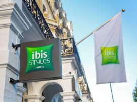ibis Styles London Gloucester Road, hotel in South Kensington, London