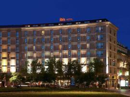 ibis Strasbourg Centre Gare, hotel in Strasbourg