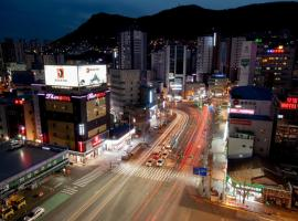 The Sharp Hotel, motel in Busan