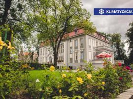Hotel Willa Starosty – hotel w mieście Międzyrzecz