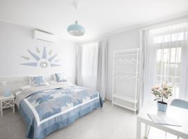 TópART Apartman II, apartment in Balatonfenyves