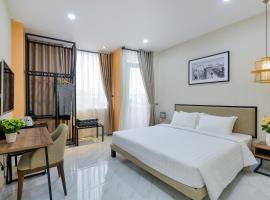 The Akoya Ben Thanh Hotel, hotel near War Remnants Museum, Ho Chi Minh City