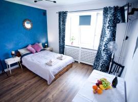 Gaba studio – niedrogi hotel w Warszawie
