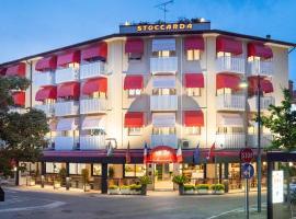 Hotel Stoccarda, hotel poblíž významného místa TERREDACQUE – Museo Archeologico del Mare, Caorle