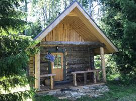 Haaviku Nature Cottage, hotell sihtkohas Tepelvälja