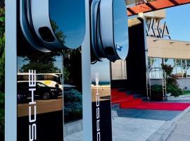Vega Hotel, hotel din Mamaia