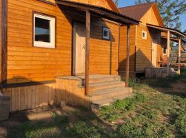 Guest House Malashkina, self catering accommodation in Khuzhir