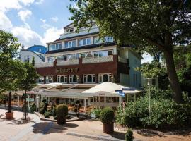 Hotel Holsteiner Hof, Hotel in Timmendorfer Strand