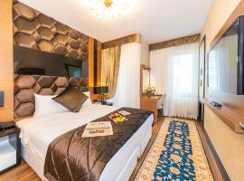 Eastanbul Suites, B&B in Istanbul