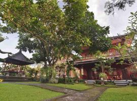 Nick's Pension, hotel near Ubud Palace, Ubud