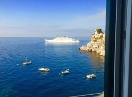 FRENNESIA luxury rooms, vacation rental in Atrani