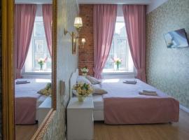 Гранд Катарина Палас Отель, отель в Санкт-Петербурге