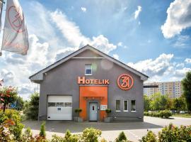 H31, hotel near Poznan Stadium, Poznań