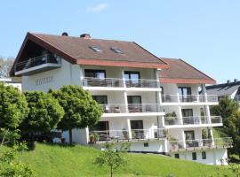 BELVEDERE - das BIO HOTEL Garni & SuiteHotel am Edersee, hotel in Waldeck