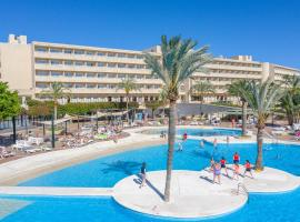 Hotel Club Cala Romani, отель в городе Калес-де-Майорка