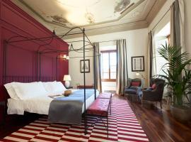 Peruzzi Urban Residences, bed & breakfast Firenzessä