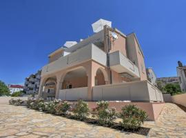 Villa Magena - Luxury Apartments in Pag Center, accessible hotel in Pag