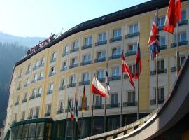 Hotel Elisabethpark, hotel in Bad Gastein