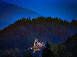 Transylvanian Inn, hotel din apropiere   de Castelul Bran, Bran