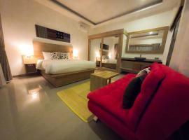 HI5 Kuta, beach hotel in Kuta Lombok