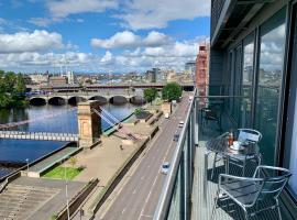 Principal Apartments - City Centre, boutique hotel in Glasgow