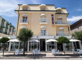 Hotel B&B Sole, hotell i Senigallia