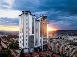 Bosmal Arjaan by Rotana Sarajevo, hotel in Sarajevo