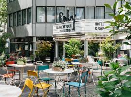 Ruby Leni Hotel Dusseldorf, hotel near Savoy Theater Düsseldorf, Düsseldorf