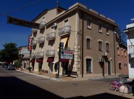 Hotel Annibale, hotel Le Castellában