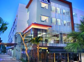 Hotel Neo Candi Simpang Lima - Semarang by ASTON, hotel near Ahmad Yani International Airport - SRG, Semarang