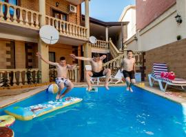Guesthouse Pafos, bed & breakfast a Gelendzhik