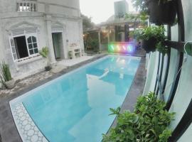 Santai Sini Hostel, hostel in Yogyakarta