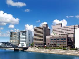 沼津リバーサイドホテル、沼津市のホテル