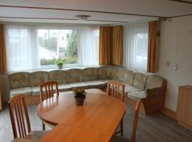 WB Stacaravan 4 personen, hotel in Wageningen