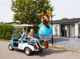 WH Comfort 4 personen, resort in Egmond aan den Hoef