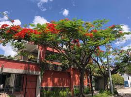 Hotel Arbol de Fuego, hotel in San Salvador