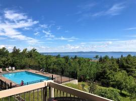 Atlantic Eyrie Lodge, hotel in Bar Harbor