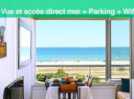 Le Long Beach - Leconfortalaplage, hotel near Circus Casino de Port Leucate, Le Barcarès