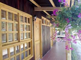Estancia del Monje, hôtel à Cobán