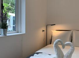ZEN Garden 5min TU Delft & city center, apartment in Delft