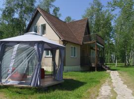 Лесная сказка, hotel near Novosibirsk Expo Centre, Novosibirsk