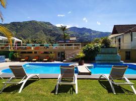 Monte Selva Hotel, hotel em Baños