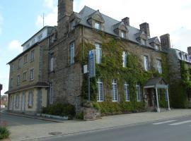 Best Western Hôtel Montgomery, hotel near Mont Saint Michel Abbey, Pontorson