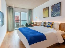Floral Hotel · Jing Hai Man Ju Qingdao, hôtel à Qingdao
